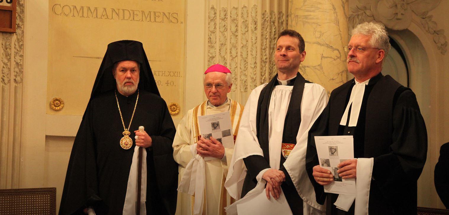 Échos et photos de la Veillée œcuménique de prière à l'église du Musée (Chapelle royale)