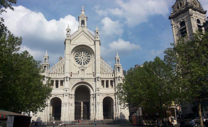 Sainte Catherine église CC Wikimedia