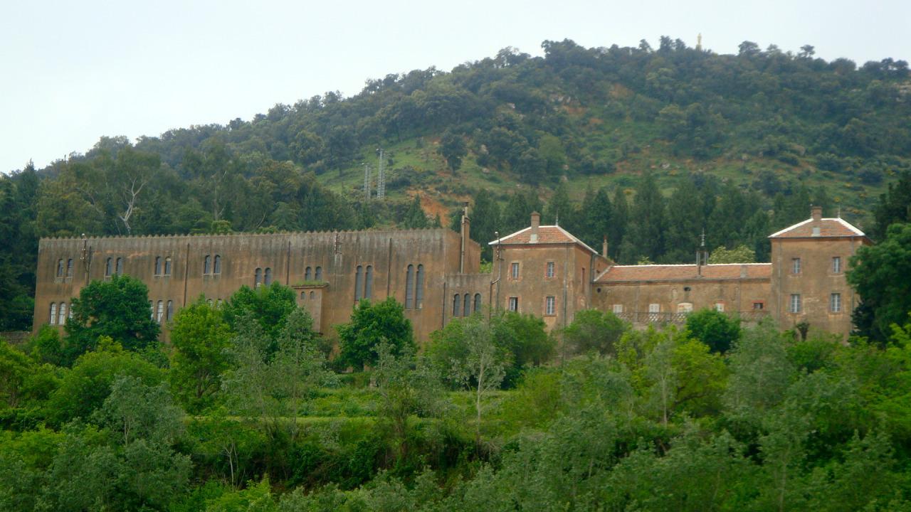 Tibhirine Monastère
