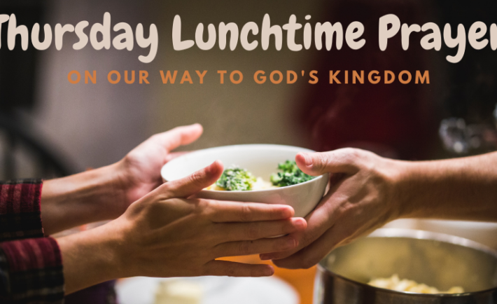 January 2021 | Thursday Lunchtime Prayer