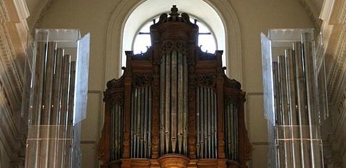 7 Août   Concert orgue et chant à St-Jean-et-Etienne-aux-Minimes