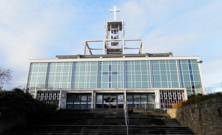2 et 3 octobre | Brussels Biennale of Modern Architecture: visite de plusieurs églises