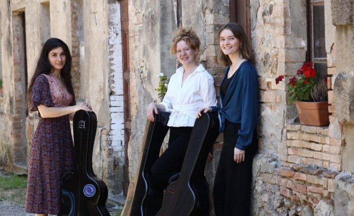 27 octobre | Festival Chapel for Europe: compositeurs français et norvégiens avec le Trio Franor